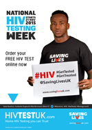 Saido Berahino, HIV Testing and Saving Lives