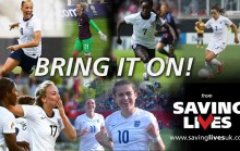Women's World Cup: Bring It On, England!