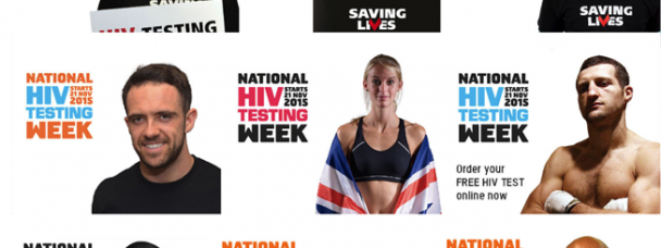 Six Days Until National HIV Testing Week!