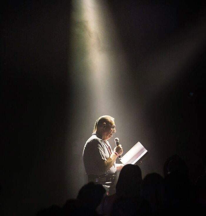 JoNathan Blake Reading