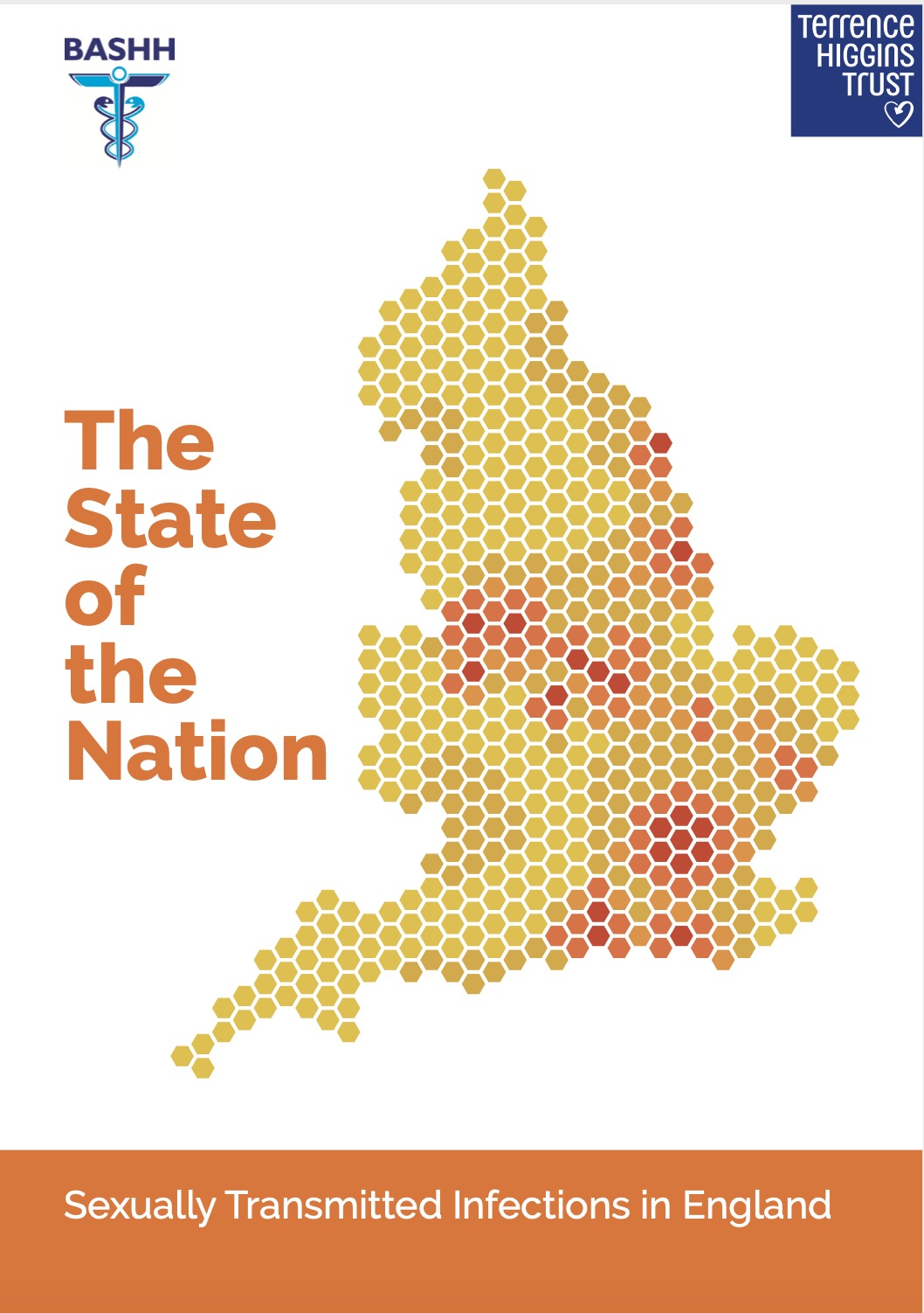 BASHH THT State of the Nation report cover