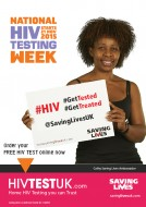 Cathy, HIV Testing and Saving Lives