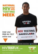 Curtis Davies, HIV Testing and Saving Lives