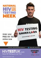 Danny Batth, HIV Testing and Saving Lives