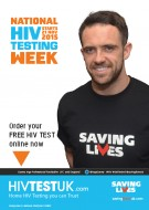 Dany Ings, HIV Testing and Saving Lives
