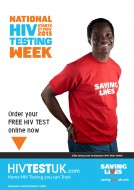 Eddy, HIV Testing and Saving Lives