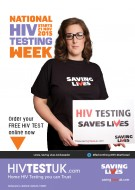 Lizzie, HIV Testing and Saving Lives