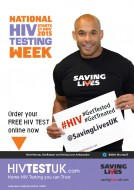 Matt Murray, HIV Testing and Saving Lives