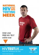Paul Robinson, HIV Testing and Saving Lives