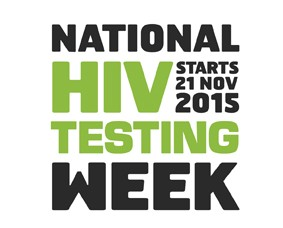 National HIV Testing Week 2015: Join Us!