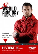 WORLD AIDS DAY Carl froch