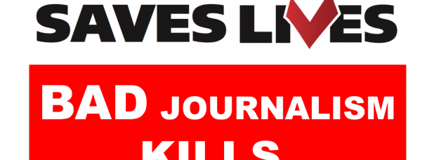 HIV Testing Saves Lives. Bad Journalism Kills.