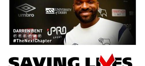 Good News from Darren Bent