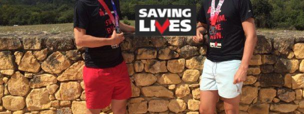 Ironmen for Saving Lives Swaziland
