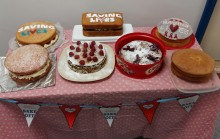 The Great Saving Lives Bake-Off