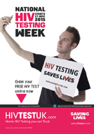 Tom, HIV Testing and Saving Lives